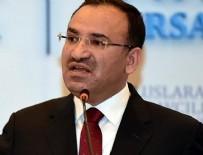 MEHMET BOZDAĞ - Adalet Bakanı Bozdağ'ın acı günü