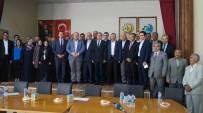 BAĞBAŞı - AK Parti İlçe Teşkilatı Mazbatasını Aldı