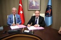 MUSTAFA ÜNAL - Akdeniz Üniversitesi İle ANSİAD Arasında Protokol İmzalandı
