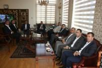 MEHMET ÖZER - Aksaray Valisi Pekmez Ziyaret Edildi