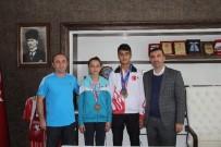 KAVAKLı - Avrupa Ve Türkiye Şampiyonları Kavak'tan Çıktı