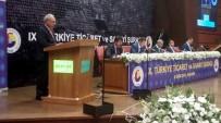 ELEKTRİK DAĞITIMI - AYSO Başkanı Şahin, TOBB 9. Ticaret Ve Sanayi Şurasında Aydın'ı Anlattı
