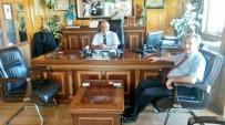 İLAHİYATÇI - Başkan Akkaya'dan Din Görevlilerine Ziyaret