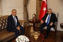 ENERJI PIYASASı DÜZENLEME KURULU - Başkan Kocaoğlu'nun Başkent Mesaisi Yoğun Geçti