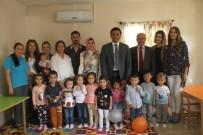 SATRANÇ - Başkan Selçuk Çocuklarla Buluştu