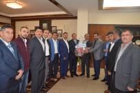 TOPLU KONUT - Başkan Toltar, Erzurumluları Ağırladı