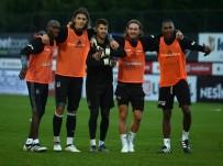 GÖKHAN GÖNÜL - Beşiktaş, Kayserispor Maçı Hazırlıklarını Sürdürüyor