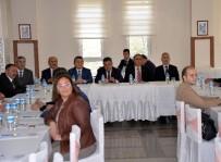 EKREM BALLı - Bilecik'te 'Bölgesel İstişare Ve Değerlendirme' Toplantısı