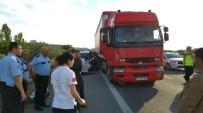 BILIRKIŞI - Bursa'da 'Rüzgar' Tersine Esti