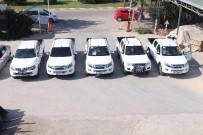 HIDROMEK - Büyükşehir'in Manavgat Filosuna Yeni Takviyeler