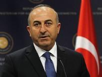 Çavuşoğlu'ndan Irak'a 'Başika' mesajı