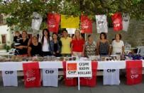 KERMES - CHP Çeşme Kadın Kollarından Minik Öğrencilere Destek Kermesi