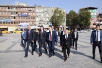 ÇALıŞMA VE SOSYAL GÜVENLIK BAKANLıĞı - ÇSGB Bakan Yardımcısı AK Parti Kırıkkale İl Başkanlığı'na Ziyaret