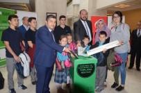ELEKTRONİK EŞYA - En Çok Atık Toplayan Okullara Ödül