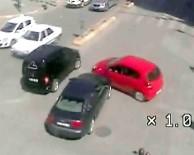 KAVAKYOLU - Erzincan'da Ki Trafik Kazaları MOBESE'de
