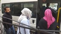 KADIN AVUKAT - FETÖ'den Gözaltına Alınan Kadın Avukatlar Adliyeye Sevk Edildi