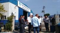 ŞAFAK BAŞA - Genel Müdür Başa TESKİ'nin Marmaraereğlisi Yatırımlarını İnceledi