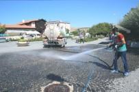 ÇEVRE TEMİZLİĞİ - Harput'ta Kapsamlı Temizlik Çalışması Yapıldı