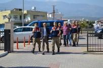 İdamla Yargılanan Firari TKEP/L'li Sınırdan Geçerken Yakalandı