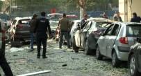 PATLAMA ANI - İstanbul'da Bombalı Saldırı: 1 Ağır 5 Yaralı!