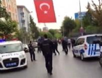 ŞIRINEVLER - Yenibosna'da bombalı motosikletle saldırı