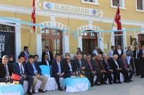 SÜLEYMAN TAPSıZ - Karaman-Konya Hızlı Tren Hattının Elektrifikasyon Sisteminin Temeli Atıldı