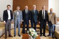 HIZMET İŞ SENDIKASı - KOTO'ya 'Hayırlı Olsun' Ziyaretleri Sürüyor