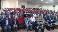 KAYAHAN - Kulp'ta Camiler Ve Din Görevlileri Haftası Etkinliği