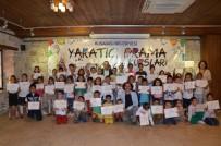 MEHMET TURAN - Kuşadası'nda Çocukların Belge Heyecanı