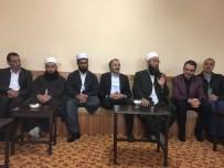 CENGİZ YAVİLİOĞLU - Maliye Bakan Yardımcısı Yavilioğlu'nun Amcası Toprağa Verildi