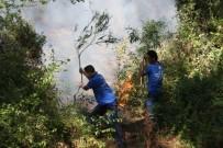 KARADERE - Marmaris'te Çıkan Orman Yangını Söndürüldü