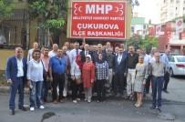 MEVLÜT KARAKAYA - MHP'li Karakaya Ve Baş'tan Ziyaretler