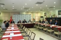 ÇEVRE VE ORMAN BAKANLıĞı - Muhtar Dernekleri Başkanları, İZAYDAŞ'ı Ziyaret Etti