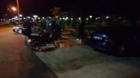 KANDILLI - Otomobil İle Motosiklet Çarpıştı Açıklaması 1 Yaralı