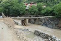 ENVER YıLMAZ - Selde Yıkılan Köprüler Yeniden Yapılacak