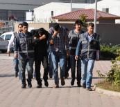 YANKESİCİLİK VE DOLANDIRICILIK BÜRO AMİRLİĞİ - Sivas'ta Telefon Dolandırıcıları Yakalandı