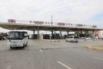 CİLVEGÖZÜ SINIR KAPISI - Suriye'ye Gidecek 24 Ambulans Kapıkule'den Giriş Yaptı