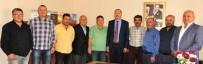 HAKEM KURULU - Süs Bitkileri Üreticisi Alt Birliği Yeni Yönetimi Belli Oldu