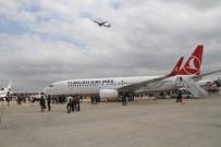 ULAŞTIRMA DENİZCİLİK VE HABERLEŞME BAKANI - THY'nin Yeni Yolcu Uçağına 'Beştepe' İsmi Verildi