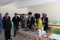 EBRU SANATı - Tokat'ta Ebru Sanatı Sergisi Ve Şenliği