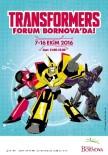 ROBOT - Transformers'ın Ünlü Çizgi Film Karakterleri Forum Bornova'da