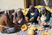 KABAK TATLıSı - Uçhisarlı Kadınlar Ev Üretimleri İle Ekonomik Özgürlüklerine Kavuştu