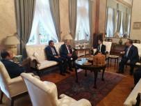 OSMAN KıLıÇ - Uslu Ve Külcü'den Romanya Büyükelçisine Ziyaret