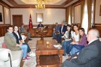 KAYHAN - Vali Mustafa Toprak Açıklaması