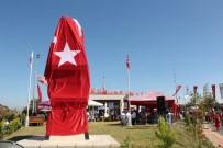 ADNAN MENDERES ÜNIVERSITESI - Adnan Menderes'in Heykeli Memleketi Aydın'da Törenle Açıldı