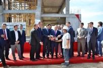AHMET ŞAHIN - Ağaköy Yerleşkesi Camii'nin Temeli Atıldı