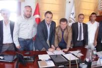 AYVALIK BELEDİYESİ - Ayvalık Belediyesi'nde Toplu İş Sözleşmesi İmzalandı