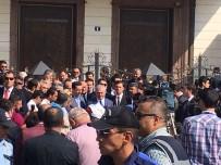 TAPU KADASTRO - Başkan Tok'un Ankara Turu