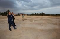 OSMAN ZOLAN - Başkan Zolan Çal'da İncelemelerde Bulundu