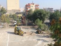 BATMAN BELEDIYESI - Batman Belediyesinin Çay Bahçesi Yeni Parka Kavuşacak
